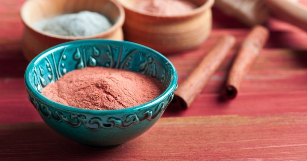 Moroccan Red Clay Benefits