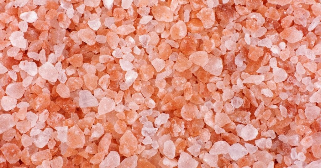 himalayan salts bath benefits