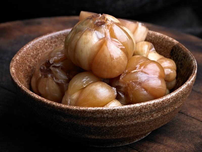 What Is Pickled Garlic