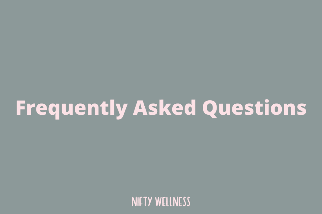 Frequently Asked Questions 5