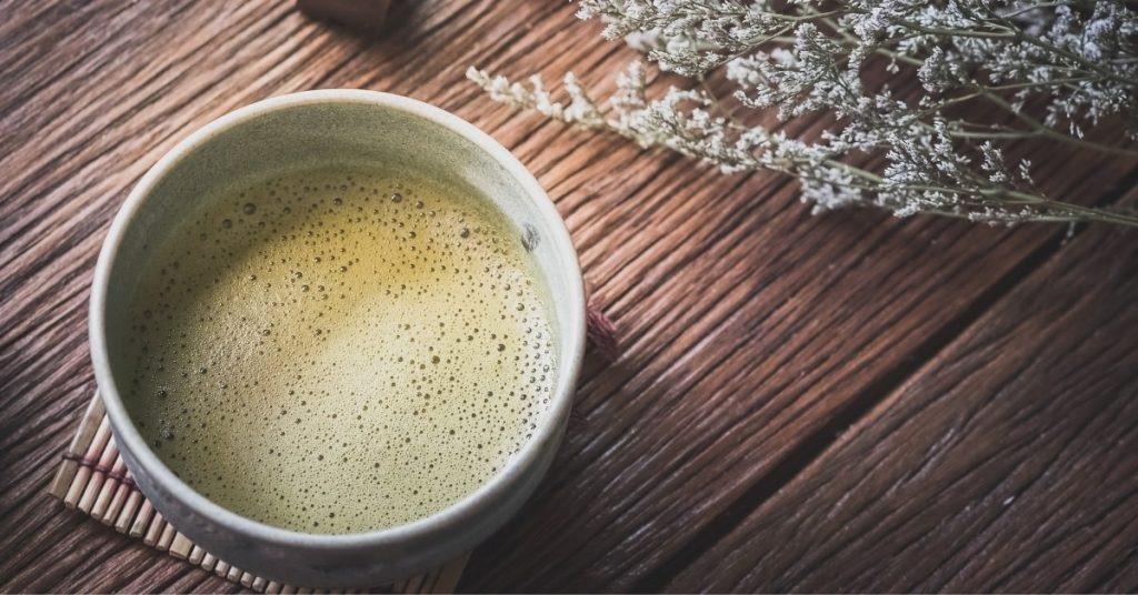 Hojicha Tea benefits
