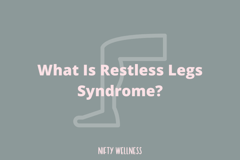 can essential oils help restless legs
