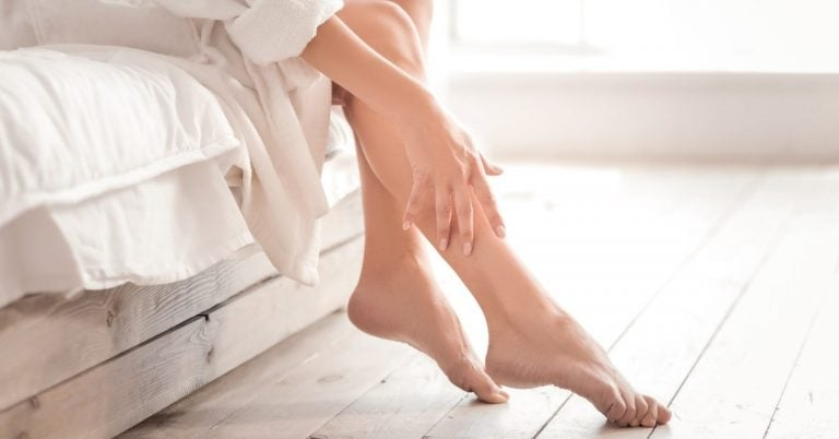 what essential oils for restless legs
