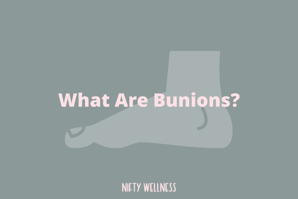 what essential oils help bunions